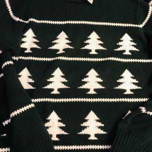 🌲NWT Talbots Christmas Sweater P.Large🌲